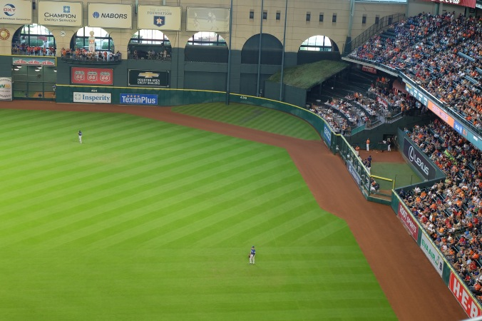 Talks Hill at Minute Maid Park