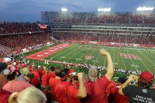 University of Houston football game