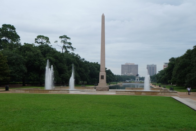 Pioneer Memorial obelisk