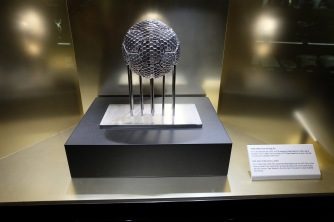 FIFA Club of the Century trophy
