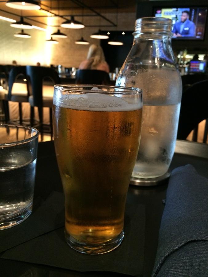 Austin Beerworks Pearl Snap Pilsner