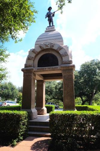Alamo Memorial