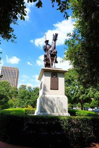 Terry's Texas Rangers Monument