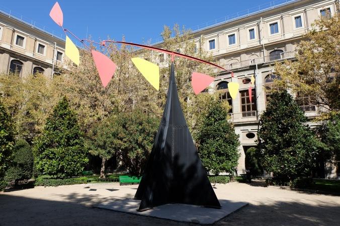 """Carmen"" by Alexander Calder"