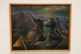 """The Endless Enigma"" by Salvador Dali"