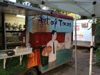 Art of Tacos truck
