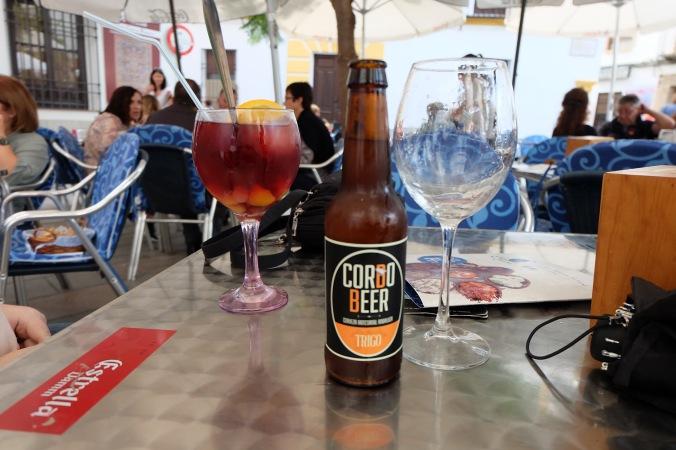 Cordo beer in Cordoba
