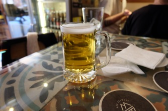 A Dougall's Raquera Pilsen at Irreale in Madrid