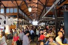 Inside Mercado San Miguel