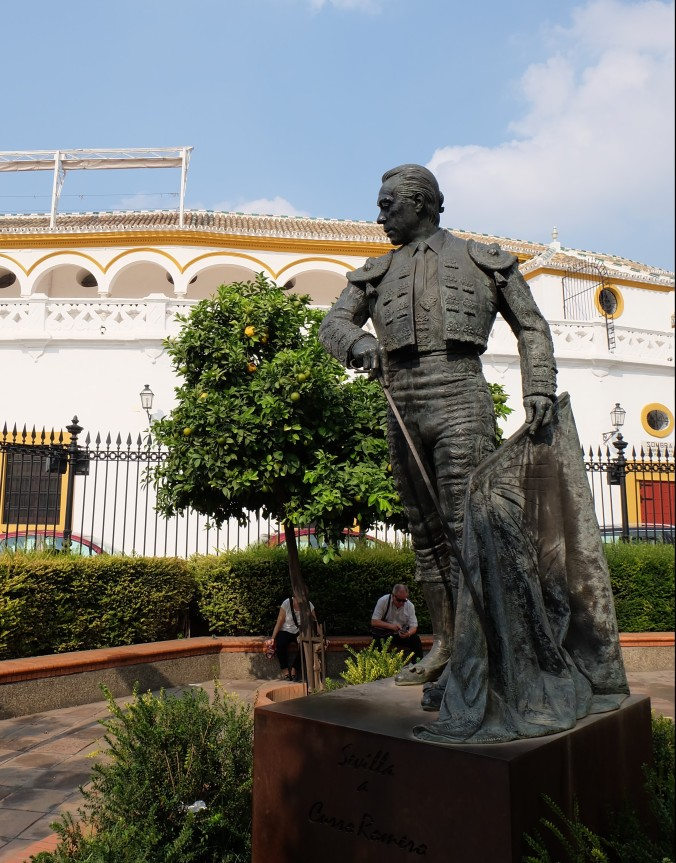 Statue of Curro Romero