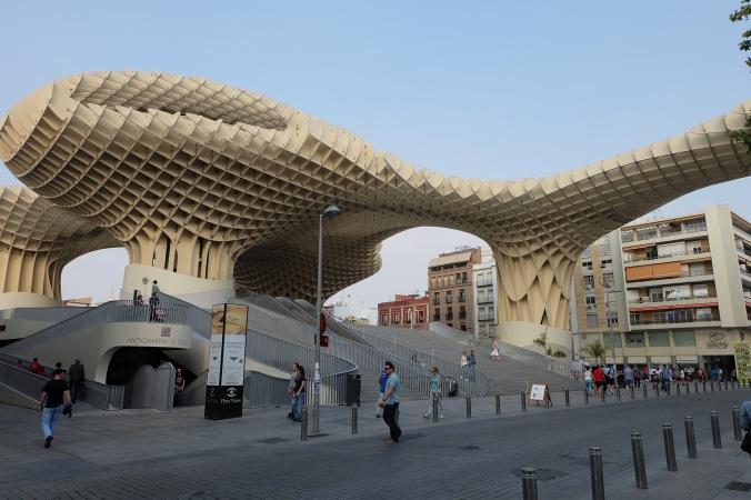 Metropol Parasol in Seville