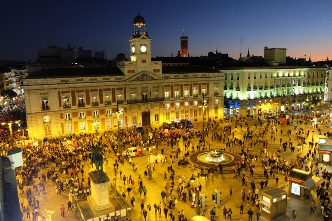 Plaza Puerta del Sol