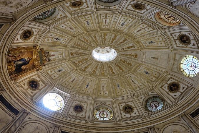 Ceiling of the Renaissance vault