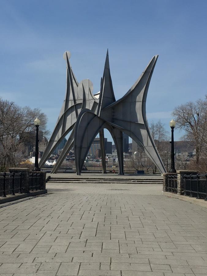 Alexander Calder's L'Homme