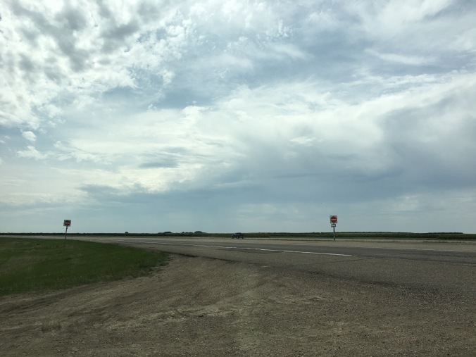 Nearing Saskatoon