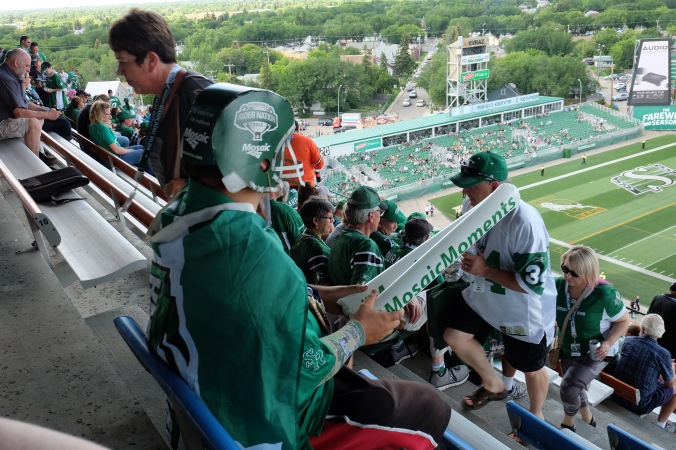 Crazy Roughriders fans