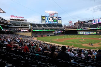 Empty Target Field for doubleheader game