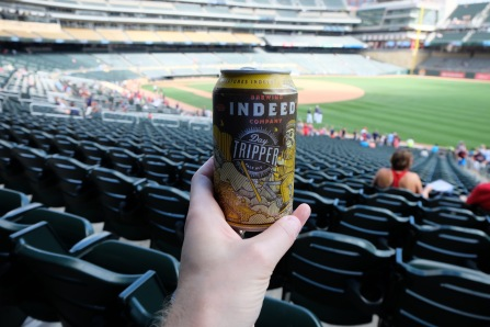 Indeed Day Tripper at Target Field