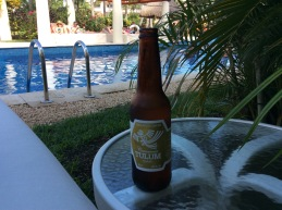 Mexican resort beers