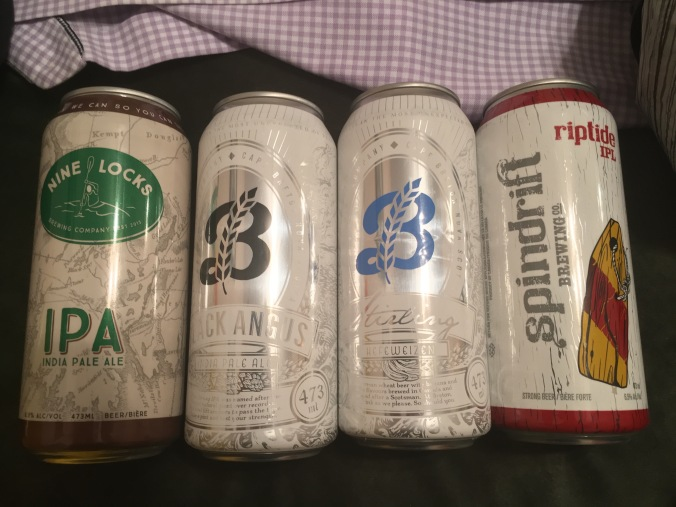 Nova Scotia beers