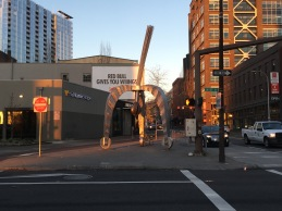 Public art in Portland