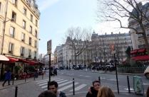 Cafe in Montparnasse