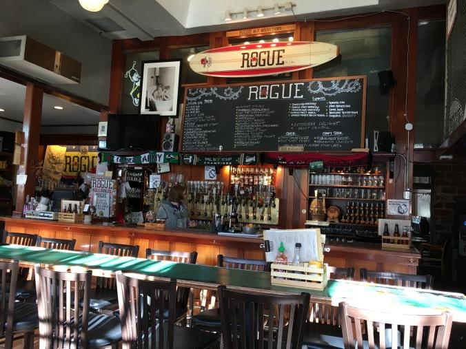 Rogue Brewery, Portland