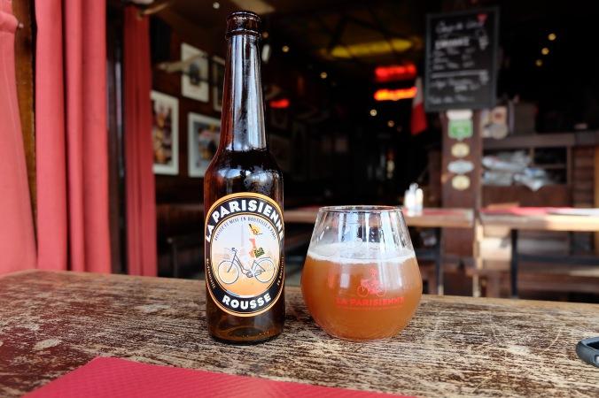 Beer at L'Académie de La Bière