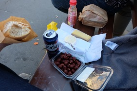 Picnic in Lyon