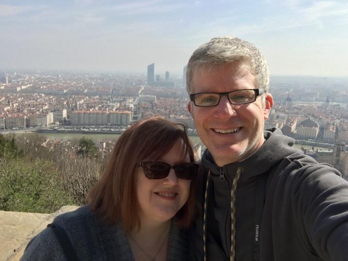 Us in Lyon