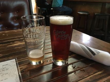 Beers at Brick Store Pub