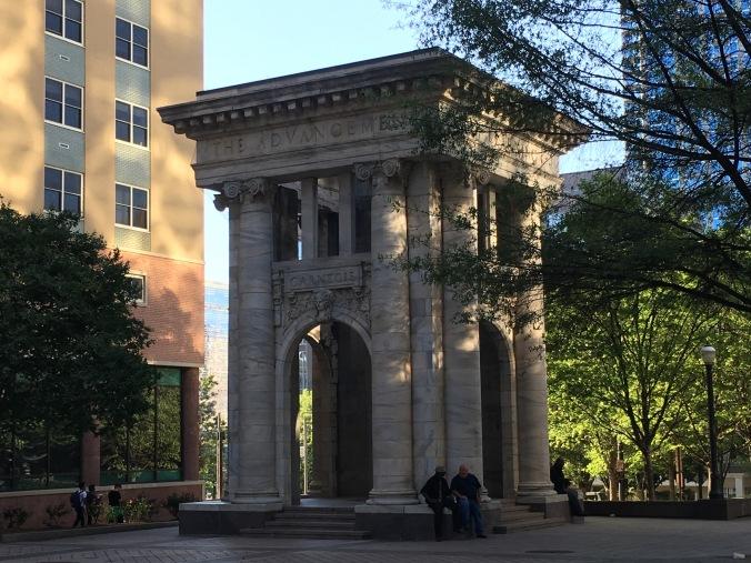 Carnegie Pavillion