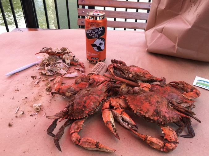 Baltimore crab