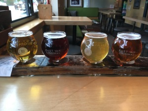 Craft beer in East Vancouver
